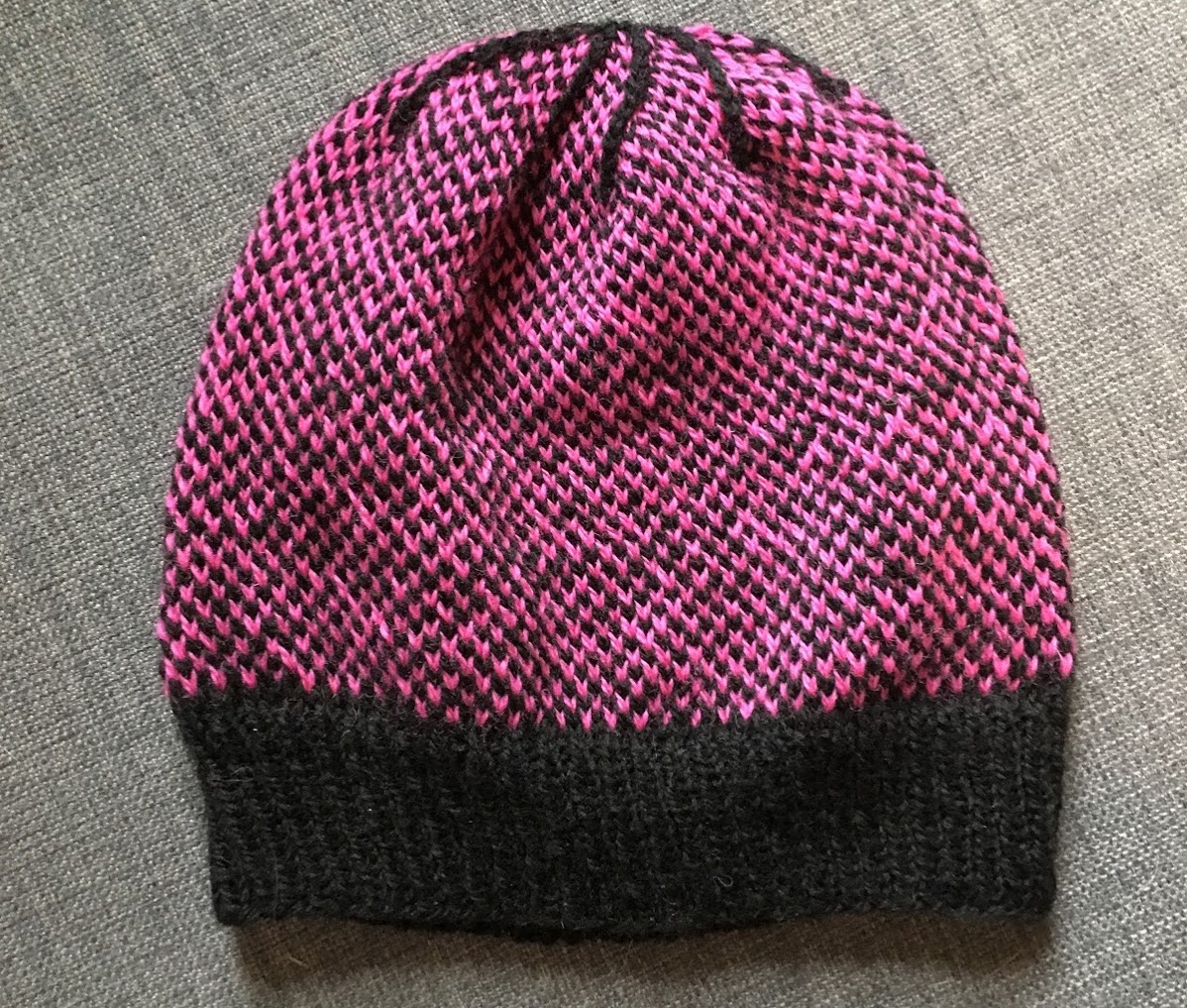 learn to knit 3