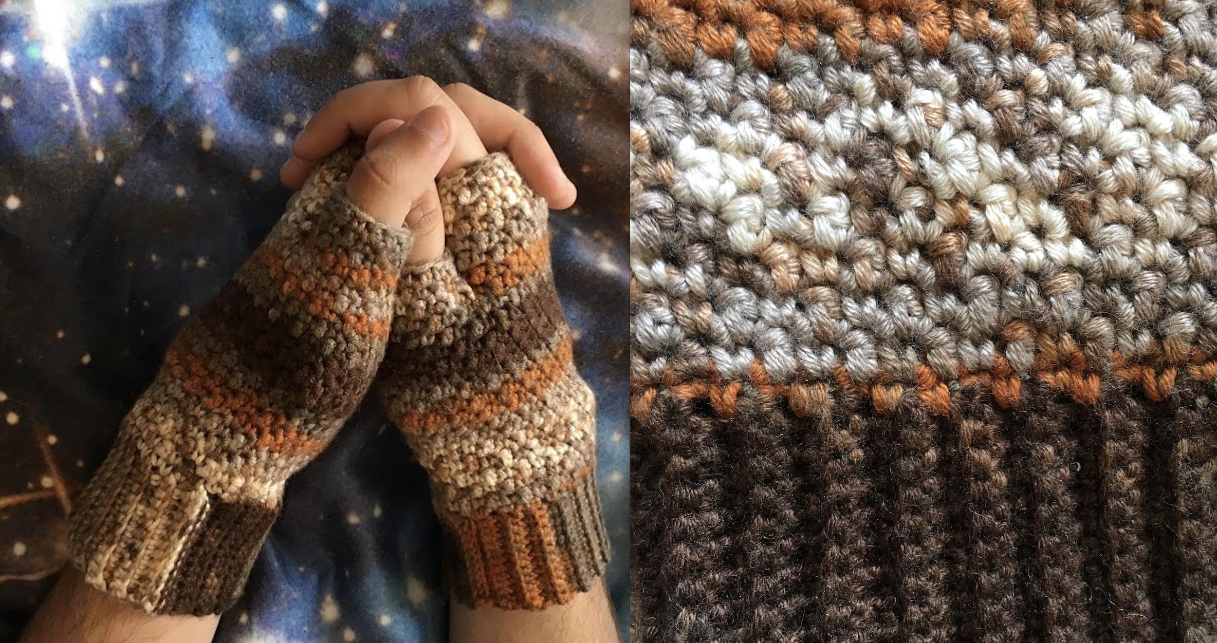 mitts stitch comparison