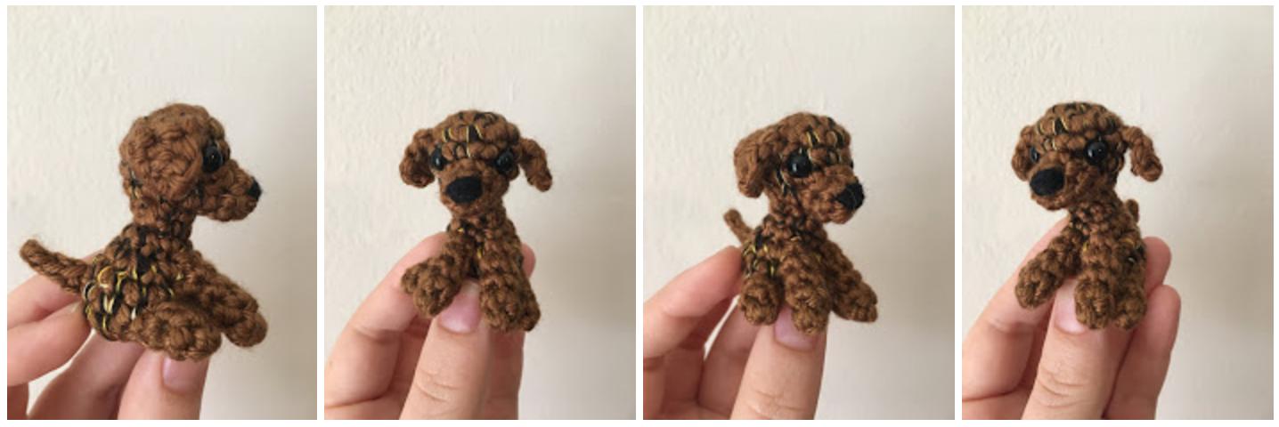 One-sitting pup: plott hound