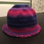 Colorful Cloche