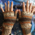 Griddle Stitch Mitts
