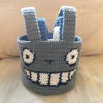 Totoro Nesting Baskets